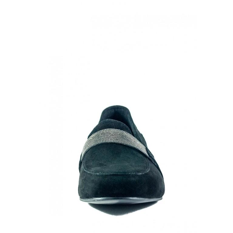Туфли женские MIDA 210019 -17 черные
