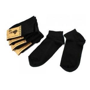 Носки женские Рубеж-Текс 2c100k черные (36-39)