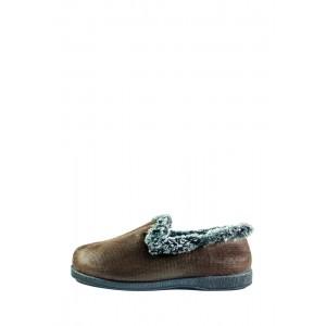 Бабуши женские FootWear БДР-1 коричневые