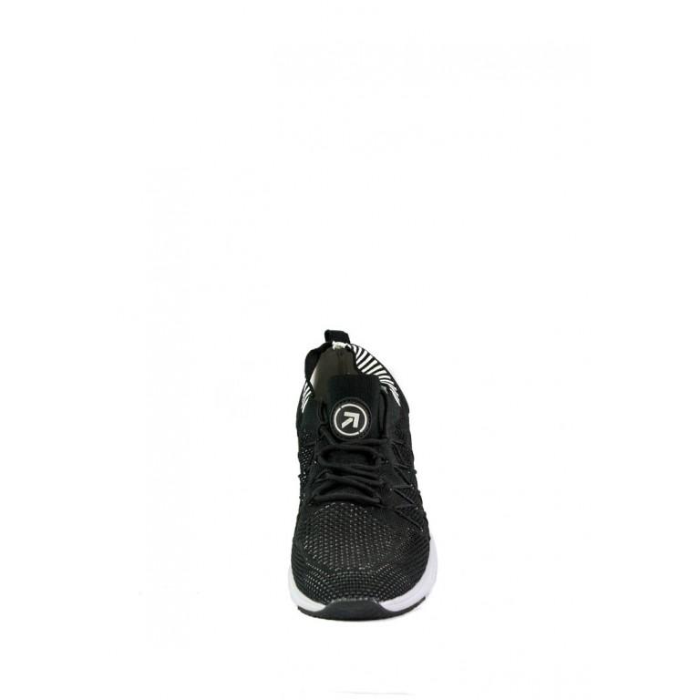 Кроссовки женские Restime UWB19613 черные