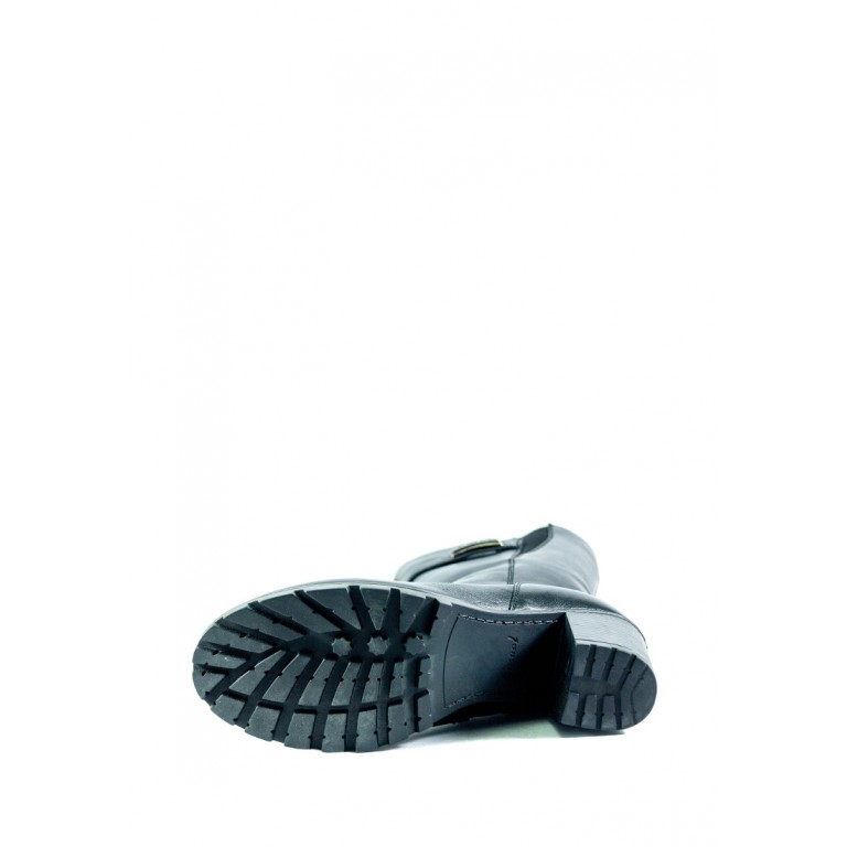Сапоги зимние женские MIDA 24489-1Ш черные