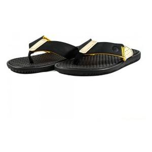 Шлепанцы мужские Cartago 11367-24406 черно-желтый