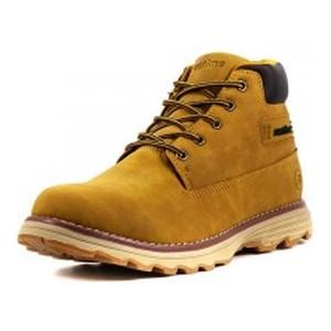Ботинки зимние мужские Restime KMZ18061 кэмел