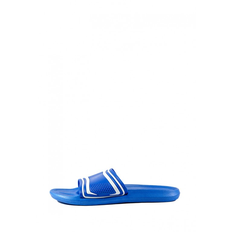Шлепанцы мужские Restime MML18190-1 синие