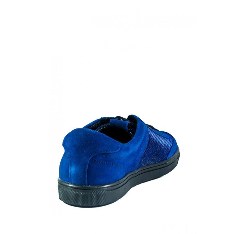 Кеды женские MIDA 21906-266 синие