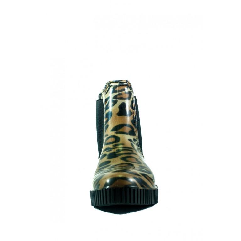 Сапоги женские Sopra DDL-02 леопардовые