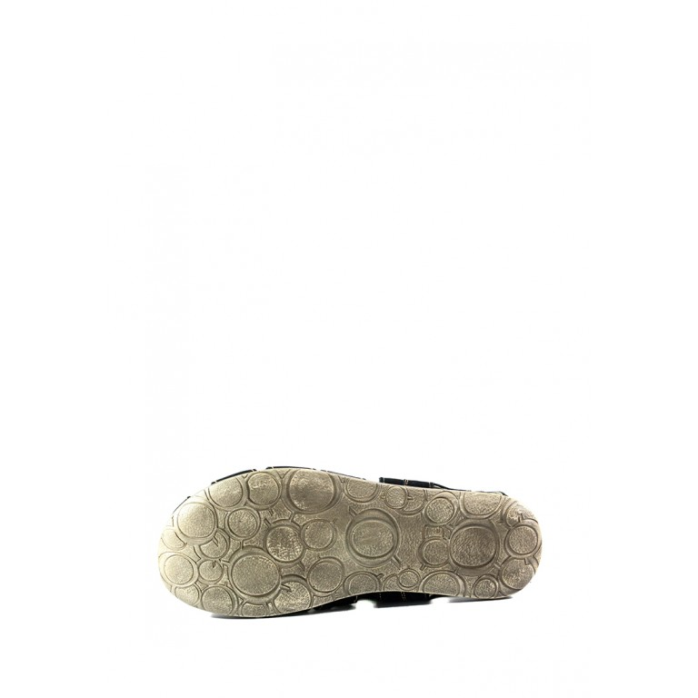 Сандали мужские MIDA 13353-9 черный нубук