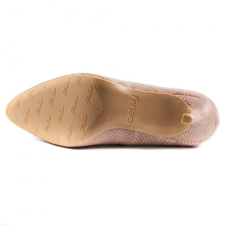 Туфли женские Betsy 997030-04-05 бежевые