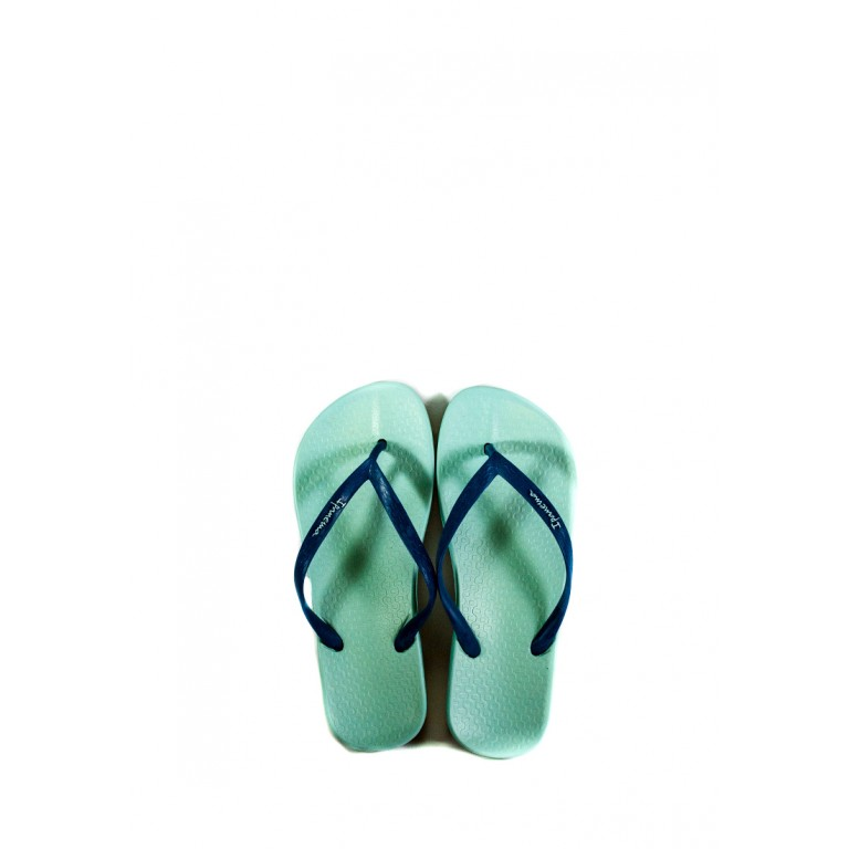 Вьетнамки женские Ipanema 81030-24969 бирюзово-синие