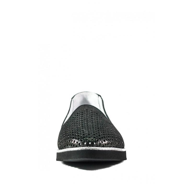 Балетки женские летние Camelfo 58 черные