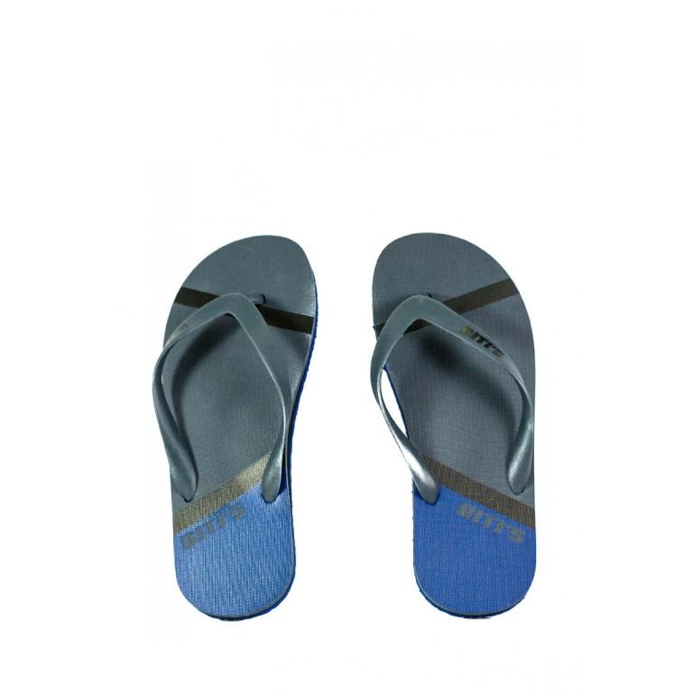 Вьетнамки мужские Bitis 20974-A серо-синие