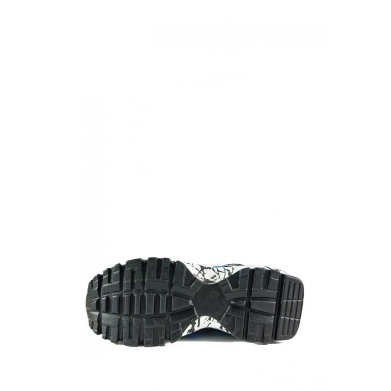 Кроссовки женские Sopra 93-52 черные