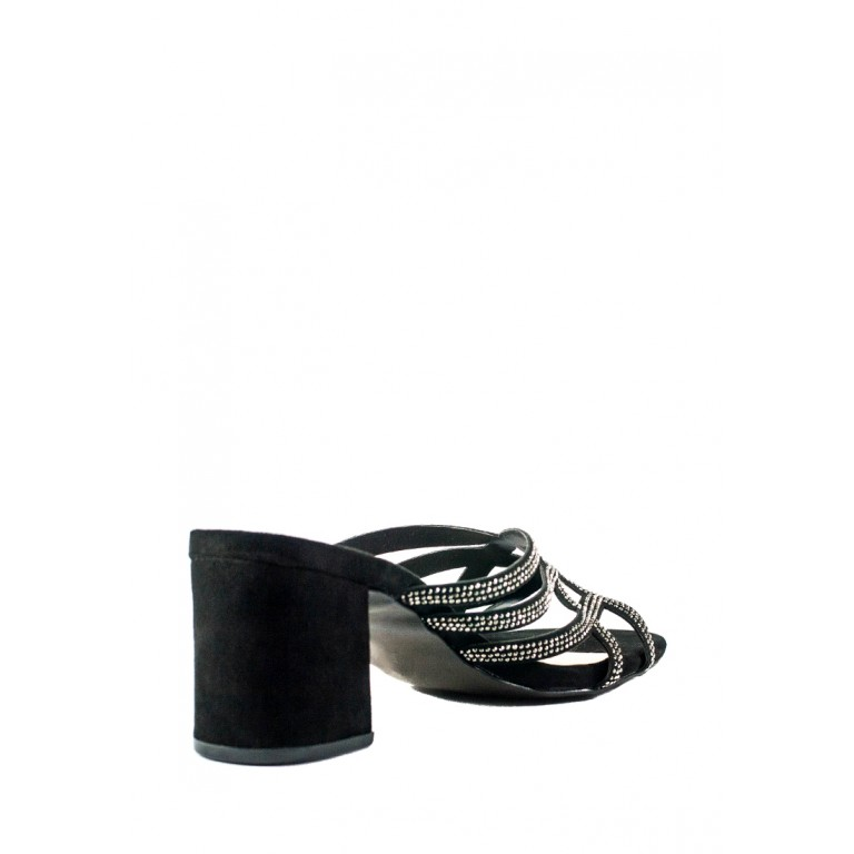 Сабо женские Sopra СФ 3501-U3 черные