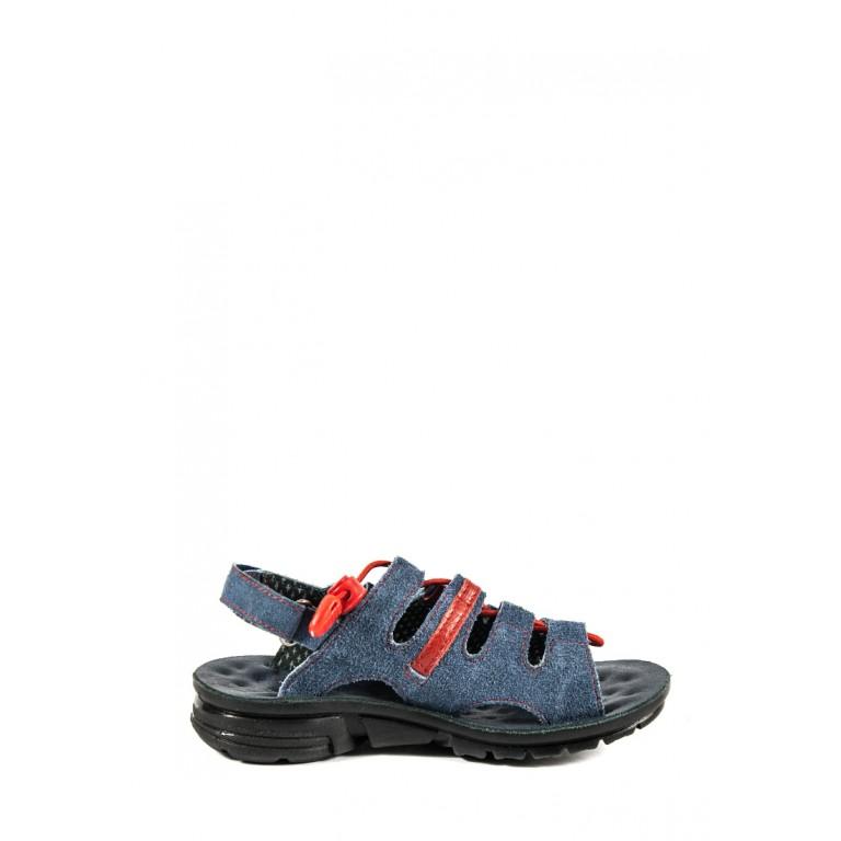 Сандали подростковые TiBet 006 синие