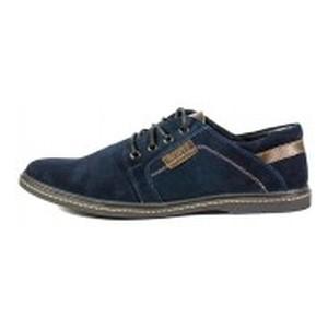 Туфли мужские MIDA 110394-12 темно-синие