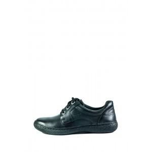 Туфли подростковые MIDA 3195-1 черные