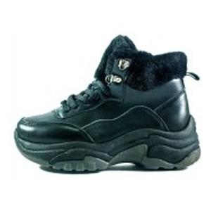 Ботинки зимние женские Sopra 93-57 черные