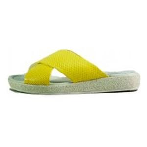 [:ru]Шлепанцы женские Lonza СФ L-159-2367-4 L желтые[:uk]Шльопанці жіночі Lonza жовтий 20825[:]