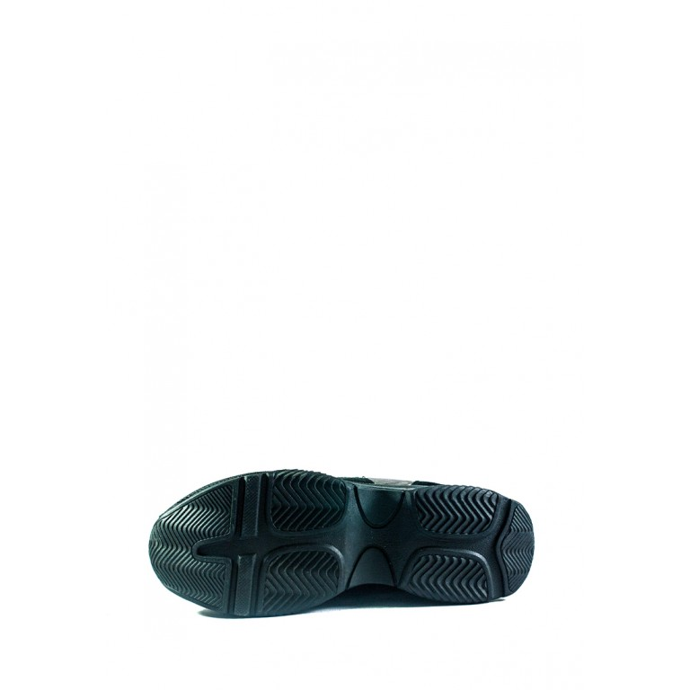 Ботинки зимние женские Lonza СФ 6790-S601 металлик
