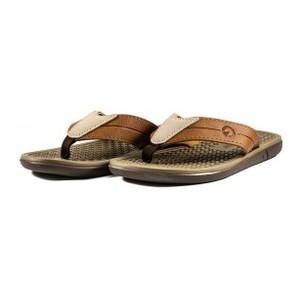 Шлепанцы мужские Cartago 11361-24751 светло-коричневые
