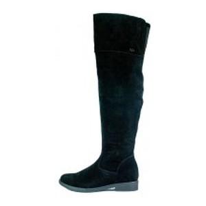 Чоботи зимові жіночі SND чорний 18886