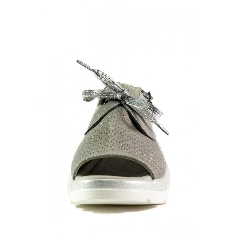 Босоножки женские Allshoes 3010-1 Серые