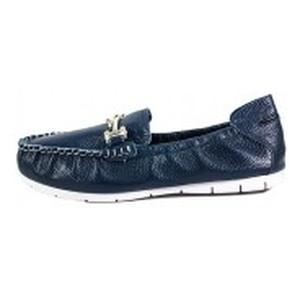 Мокасины женские SUMMERGIRL СФ D309S синие