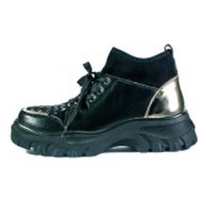 [:ru]Ботинки демисезон женские Allshoes СФ CHJ-K166-B530-4 черные[:uk]Черевики демісезон жіночі Allshoes чорний 21080[:]