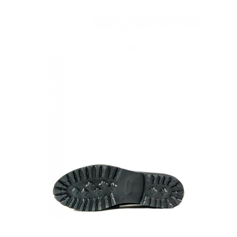 Туфли женские Sopra 30153-5 черные