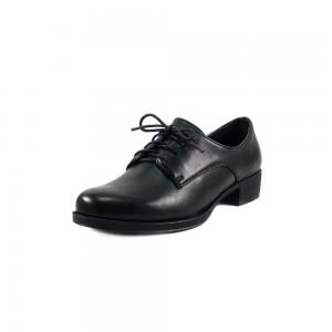 Туфли женские Anna Lucci TH348-01060D черная кожа