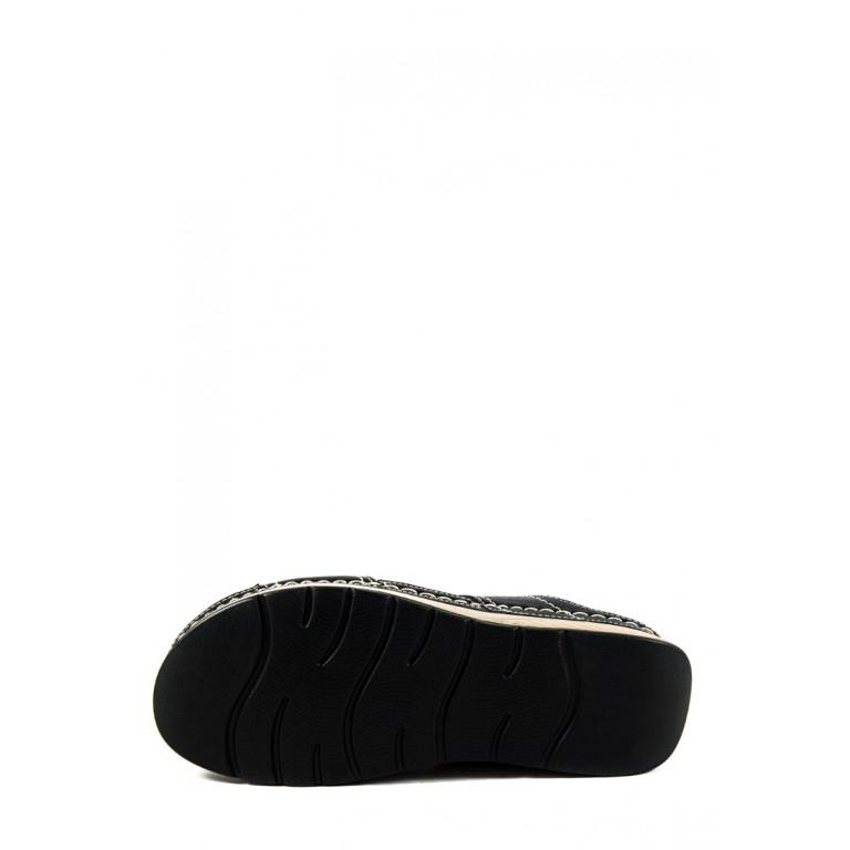 Шлепанцы женские Sopra СФ L18903 черные