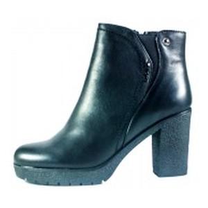 Ботинки демисезон женские Lonza X942-31L черная кожа