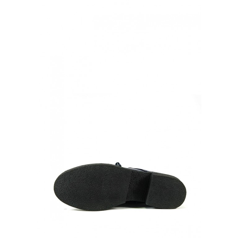 Туфли женские Elmira I5-161T синие