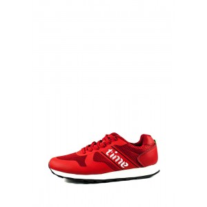 Кроссовки летние мужские Restime PML20123 красные