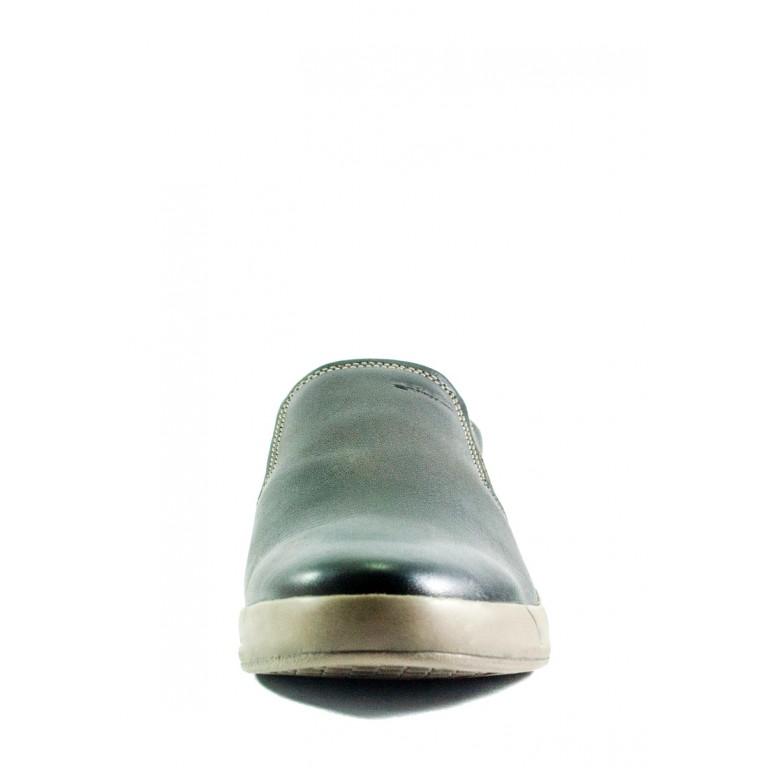Мокасины мужские Pegada 117253-01 темно-коричневые