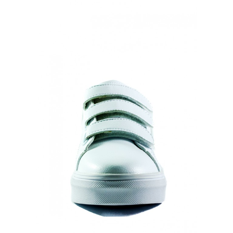 Кеды женские Lonza ZSL1818-13 белые