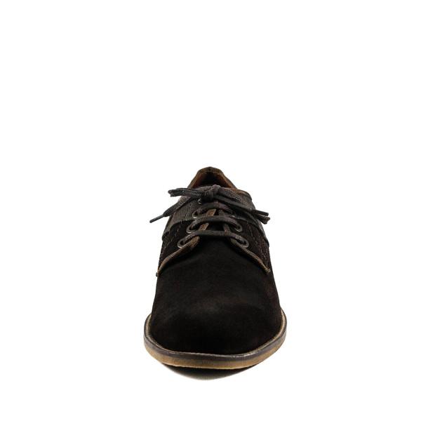Туфли мужские Luciano Bellini L5030-38 коричневые