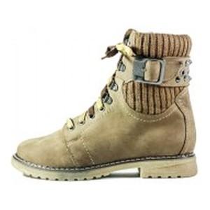 [:ru]Ботинки зимние женские MIDA 24382-11Ш коричневые[:uk]Черевики зимові жіночі MIDA коричневий 21367[:]