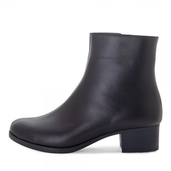 Ботинки женские Tomfrie MS 21797 черный