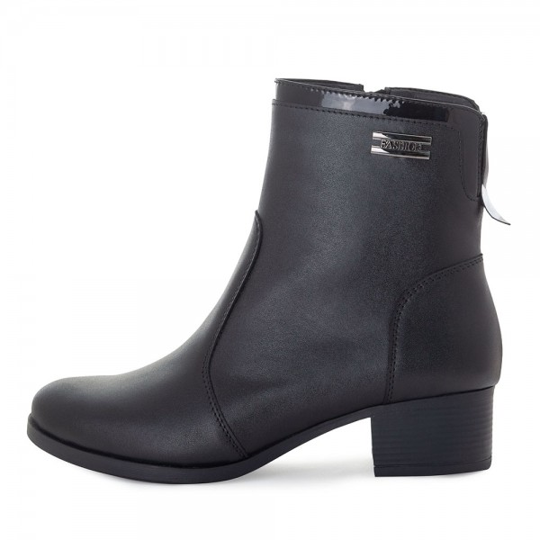 Ботинки женские Tomfrie MS 21799 черный