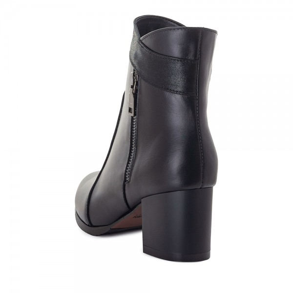 Ботинки женские Tomfrie MS 21800 черный