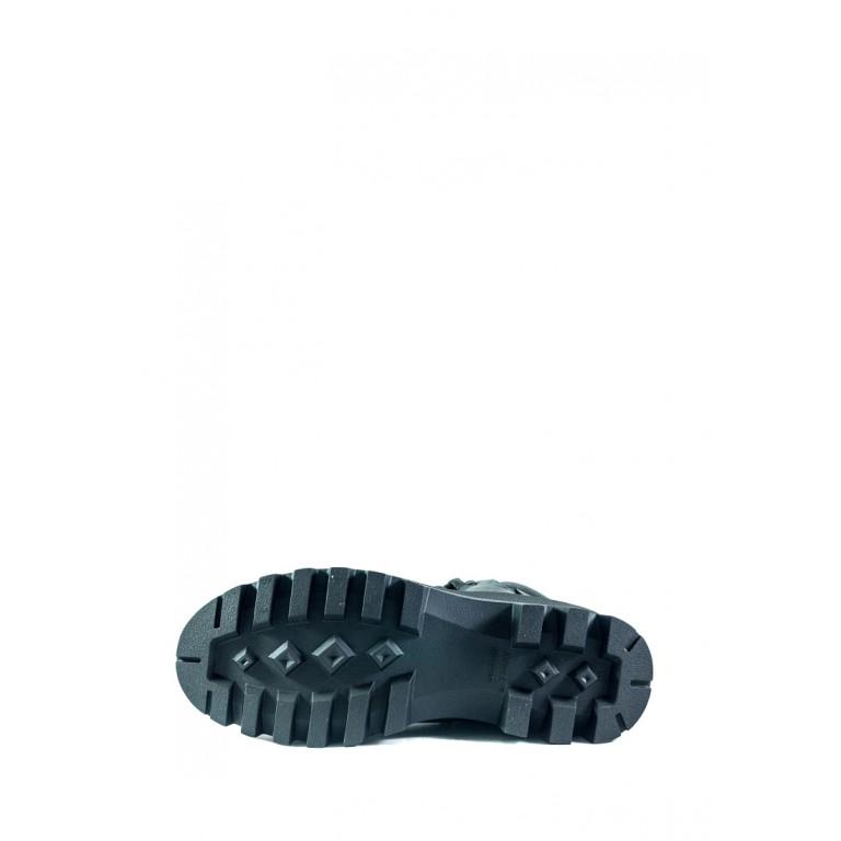 Ботинки зимние мужские MIDA 14133-3Ш черные
