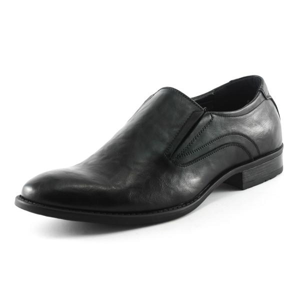 Туфли мужские Patriot 14O586 черная кожа