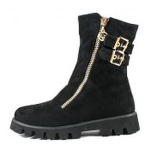 Ботинки демисезон женские Elmira V5-162B7 черный
