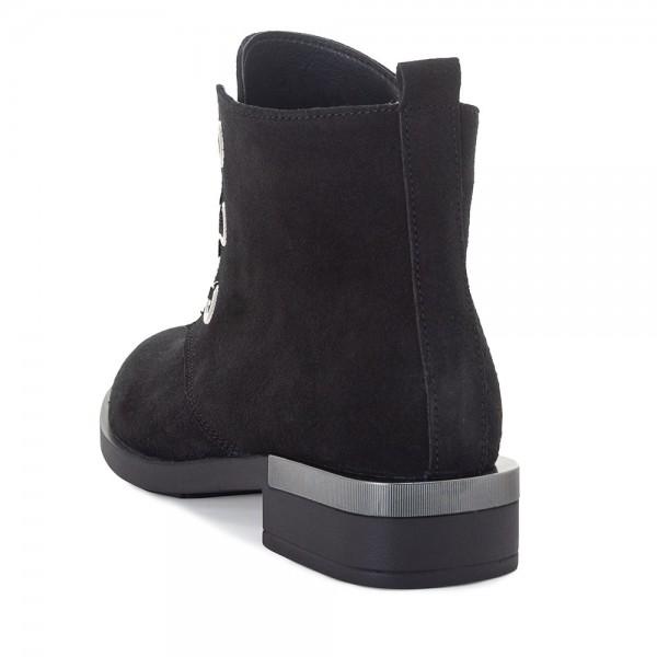 Ботинки женские Milli Gold MS 21816 черный
