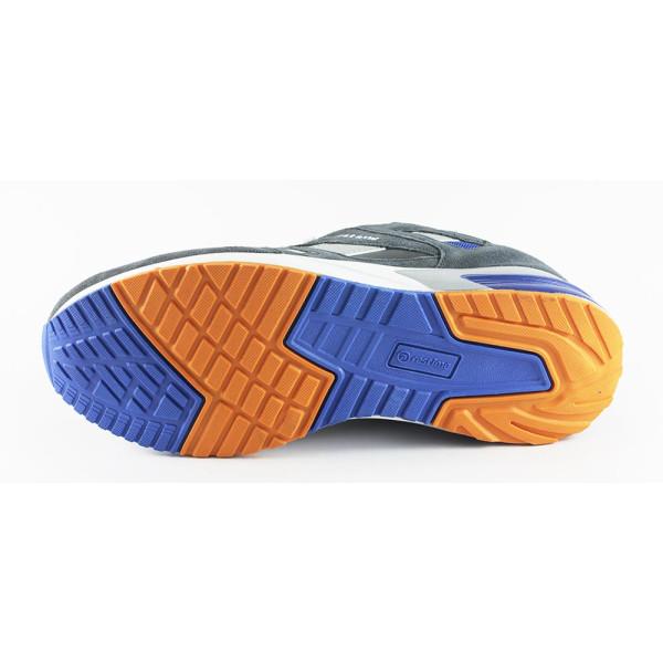 Кроссовки мужские PMO16012 серо-синий