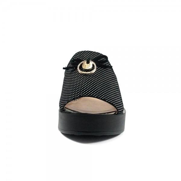 Сабо женские Foletti FL T-630 черный
