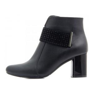 Ботинки женские Vakardi MS 21413 черный