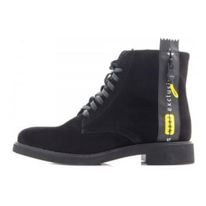 Ботинки женские Tomfrie MS 21416 черный
