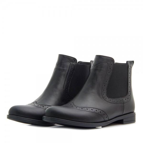 Ботинки женские Tomfrie MS 21418 черный